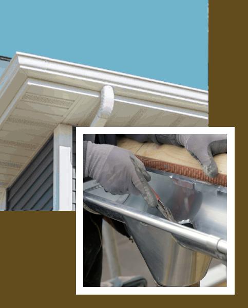 seamless gutters service